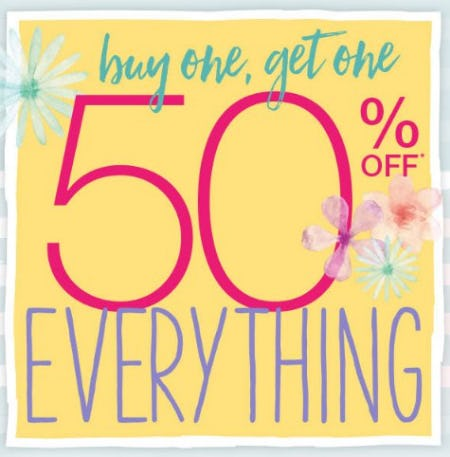 BOGO 50% Off All Regular Price Styles from maurices