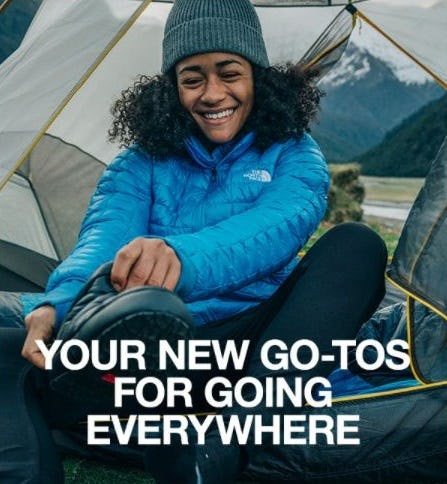 Our New-Arrival Top Picks from The North Face