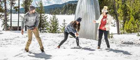 Winter Apparel & Footwear for the Whole Family