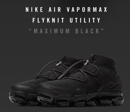 Nike Air VaporMax Flyknit Utility from Nike