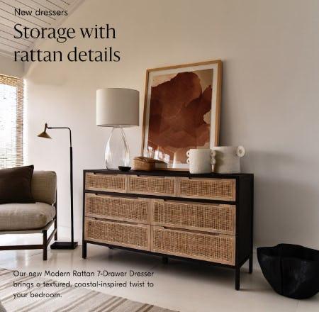 New Rattan Furniture