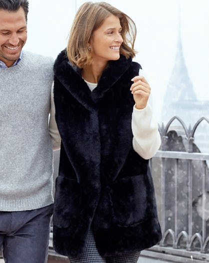 Warm & Cozy Outerwear from J. Mclaughlin