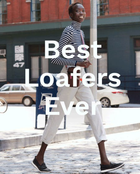 Ladies, Loafer Season is Here from Cole Haan