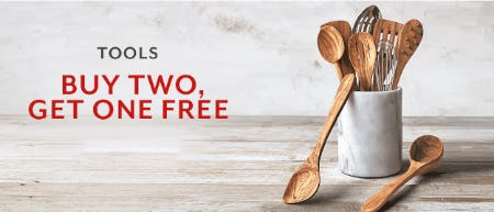 Buy Two, Get One Free Tools