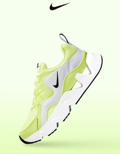 Hot this Week: Nike RYZ 365 from Nike