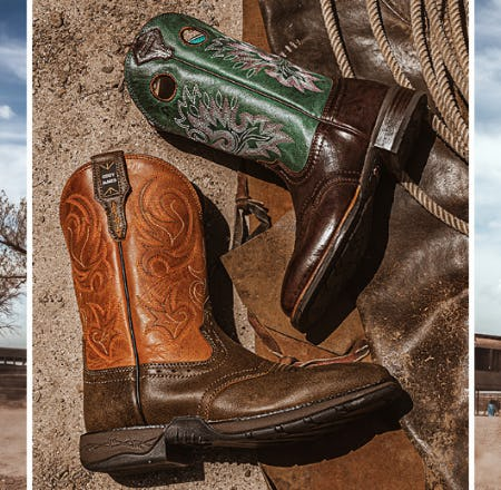 Cody James and Shyanne Xero Gravity Lite Boots from Boot Barn Western And Work Wear