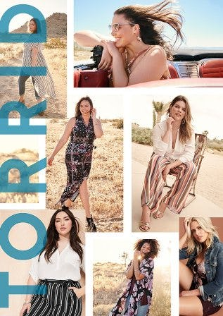 Endless Summer Collection Is Here from Torrid