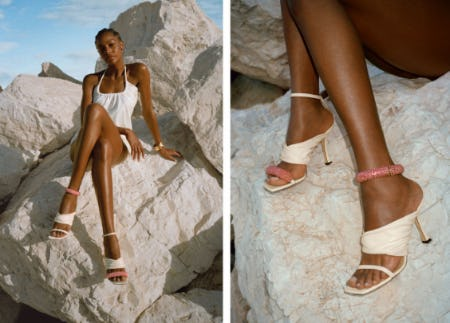 The Summer 2021 Collection from Jimmy Choo