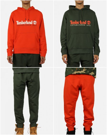 Timberland 2019 Fall Collection