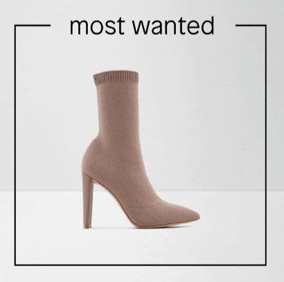 These Best Selling Booties Fit Like a Glove from ALDO