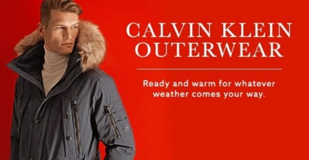 Calvin Klein Outerwear from Lord & Taylor