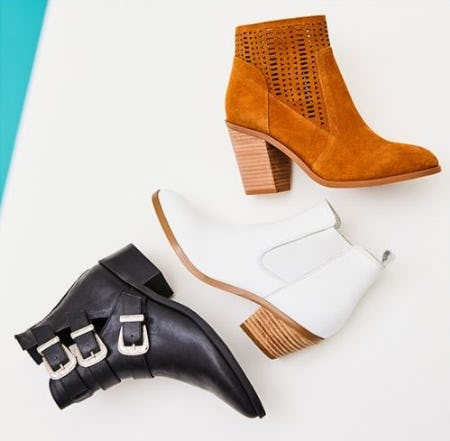 The Almost-Spring Bootie from DSW Shoes