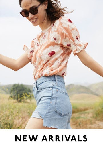 Shop New Arrivals from Madewell