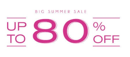 Big Summer Sale: Up to 80% Off from Papaya