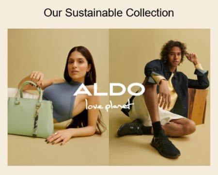 Our Sustainable Collection from ALDO