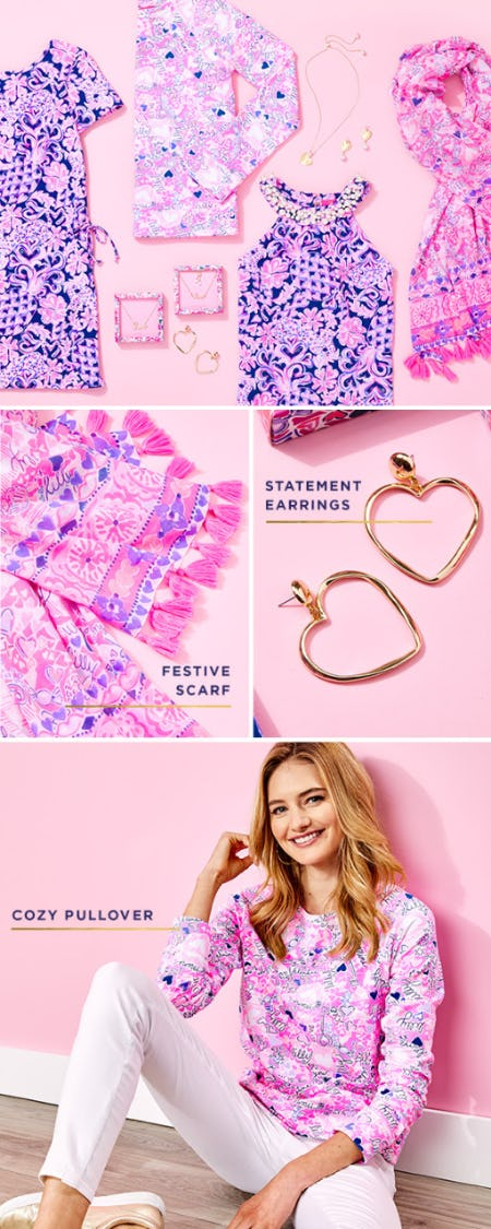 Valentine's Day Gifts to Love from Lilly Pulitzer