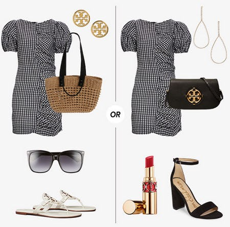 Gingham Goes Everywhere from Nordstrom
