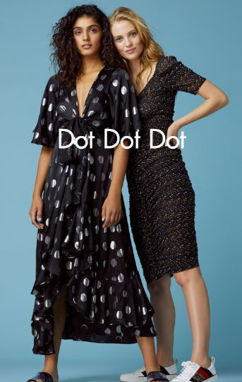 On the Dot from Diane von Furstenberg