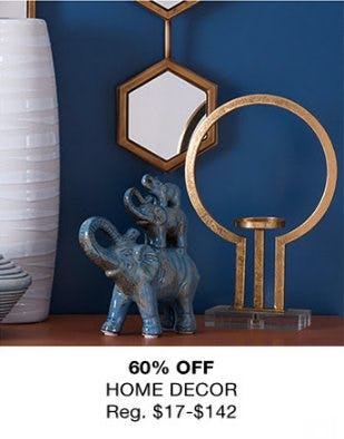 60% Off Home Decor from macy's