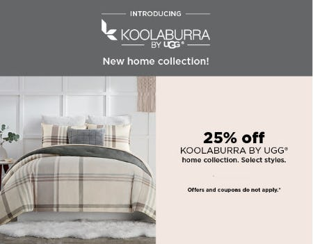 25% Off Koolaburra by UGG from Kohl's