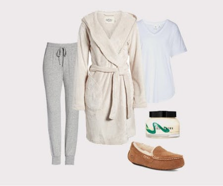 Instant Outfit: Stylish Sleepwear from Nordstrom
