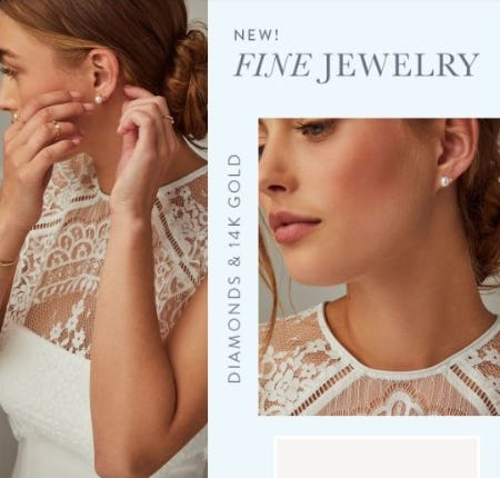 New Fine Jewelry from Kendra Scott
