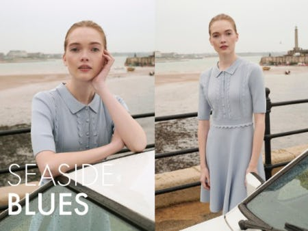 Icy Blues Pieces Are Here from Ted Baker London