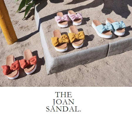 The Joan Sandal from Ugg