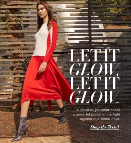 Merry plus Bright: Right-Now Hues from BCBG