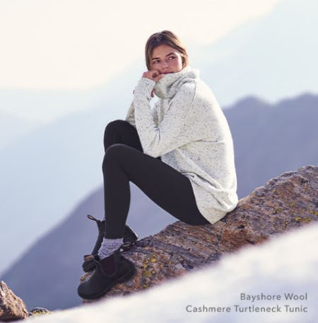 Wrap Yourself in Warmth from Athleta
