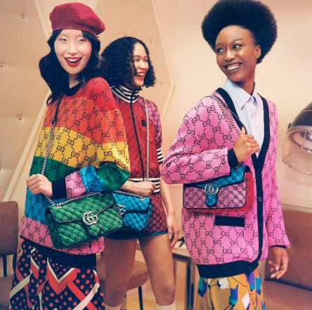 The GG Multicolor Collection from Gucci