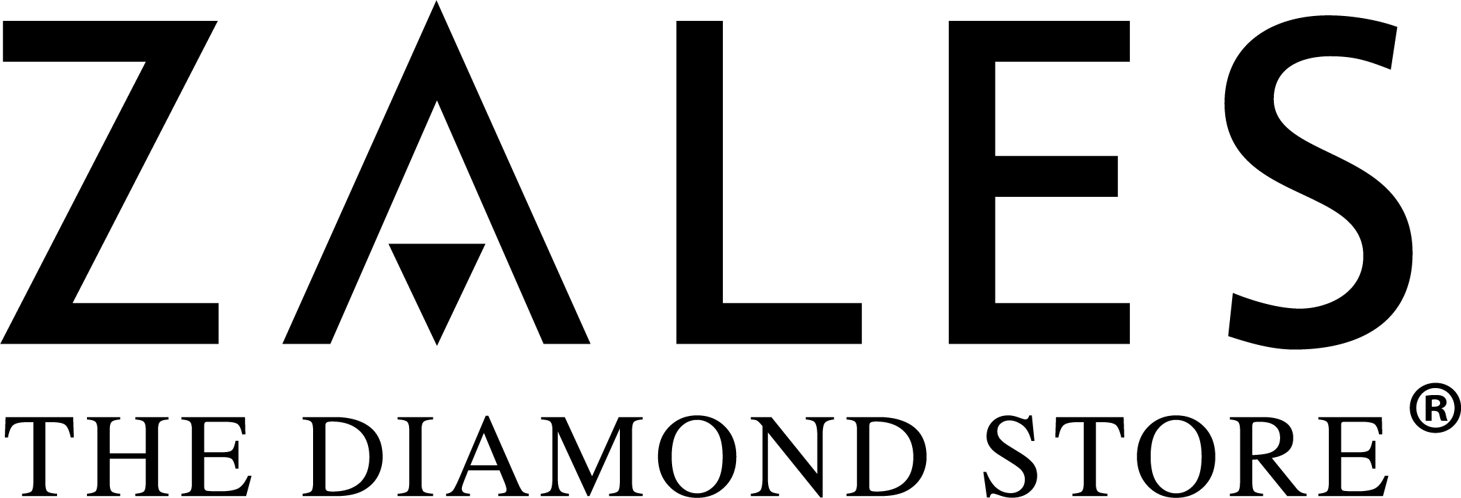 Zales The Diamond Store                  Logo