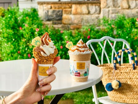 WONDERFUL CITY DREAMS CHOCOLIXIR AND SOFT SERVE! from Godiva Chocolatier