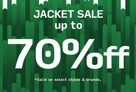 Jacket Sale up to 70% Off from Zumiez