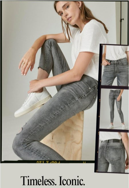 Meet Our New Skinny Fits from Lucky Brand Jeans
