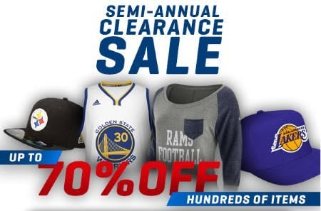 Up to 70% Off Hundreds of Items