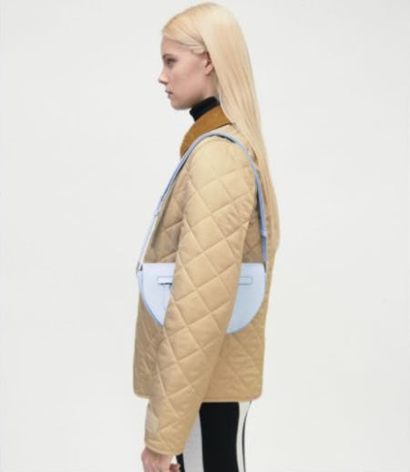 Equestrian Accents: New Quilted Jackets from Burberry