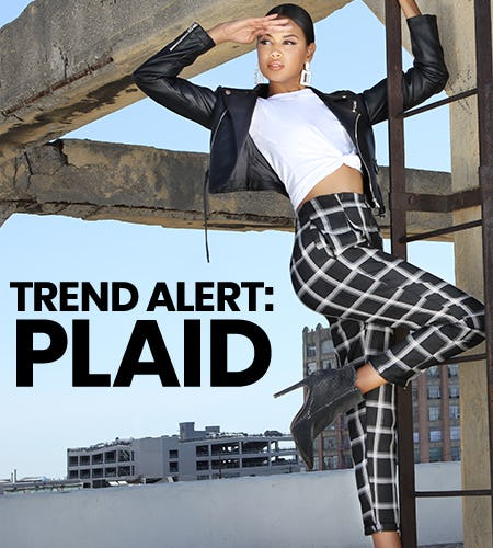 Trend Alert: Plaid from Windsor