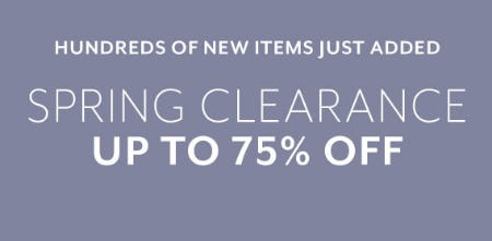 Up to 75% Off Spring Clearance from Sur La Table