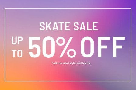 Skate Sale: Up to 50% Off from Zumiez