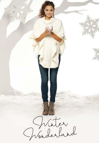 Winter Wonderland from Versona Accessories