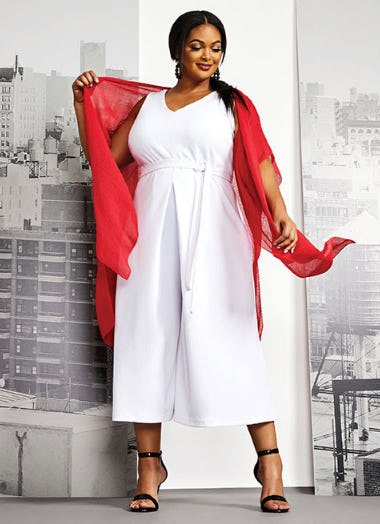 Stylish Jumpsuits from Ashley Stewart