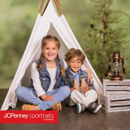 Little Explorer Photography Event from JCPenney Portraits