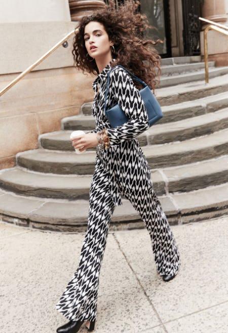 New In: Must-Have Seventies Styles from Diane von Furstenberg