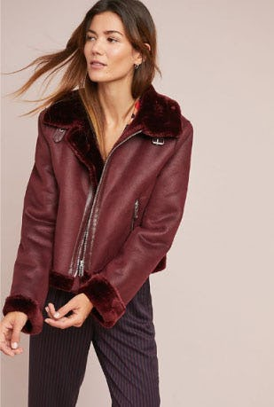 Costello Moto Jacket from Anthropologie