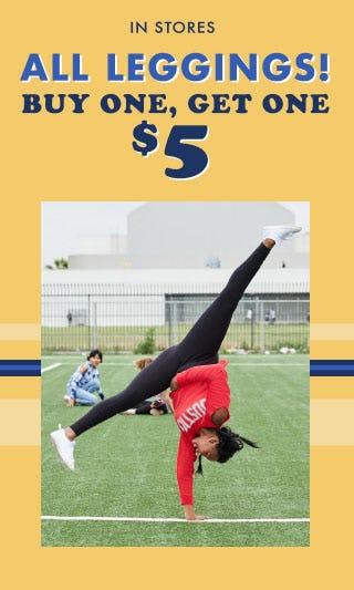 BOGO $5 All Leggings