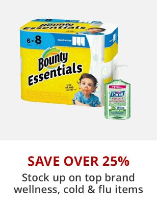 Save Over 25% on Top Brand Cold & Flu Items from Office Depot