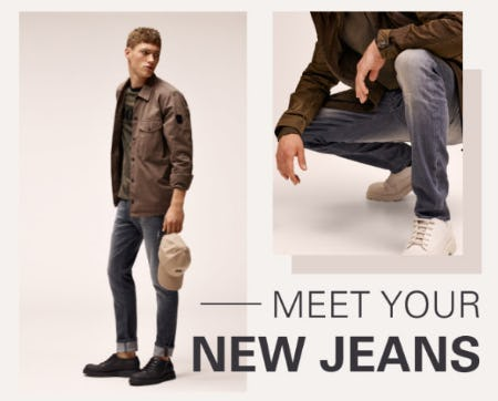 Meet Your New Jeans from Boss