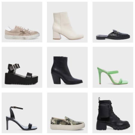 Hot & New from Steve Madden