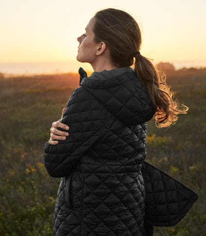 Weightless Warmth from Athleta